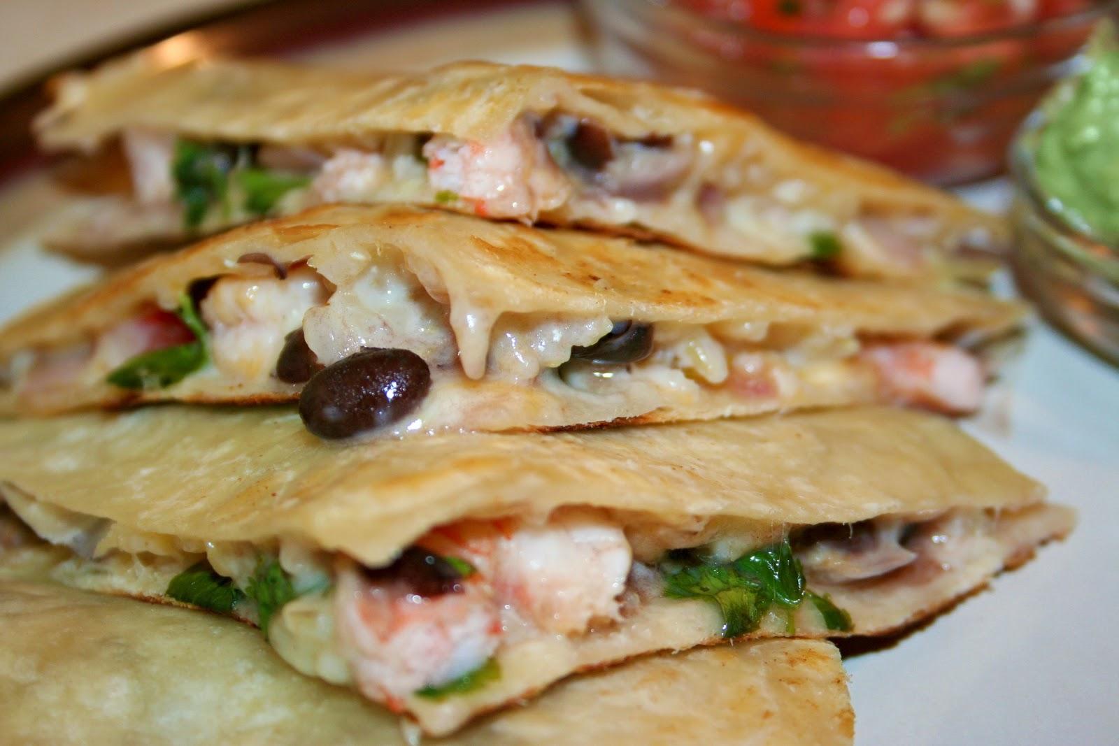 Scarborough FoodFair: Quesadillas de Camarones