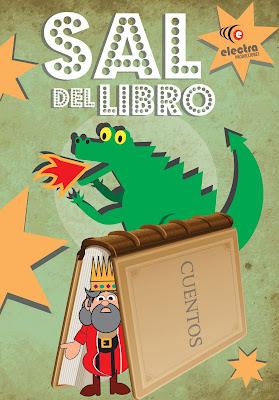 """Asturias con niños: Teatro """"Sal del libro"""" en Ribadesella el viernes"""