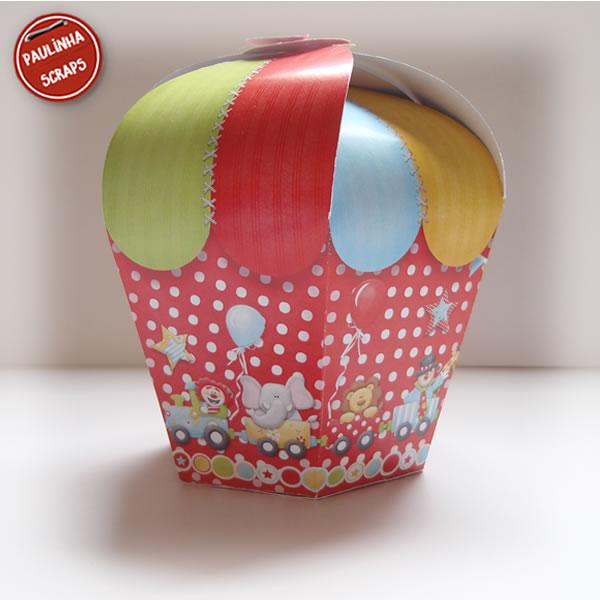 Festa da Julinha - Caixinha surpresa - Circo Box+02