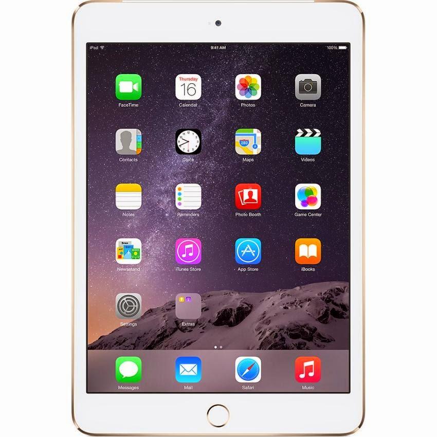 Spesifikasi Dan Harga Baru Apple iPad Air 2