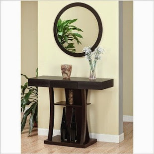 Perfect Little Finley Console Table