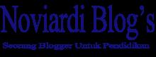 Noviardi Saputra Blog's