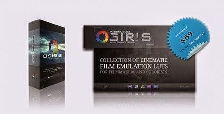 OSIRIS-Film-Emulation
