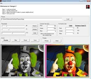 Download Vampix Version : 1.4.1.11