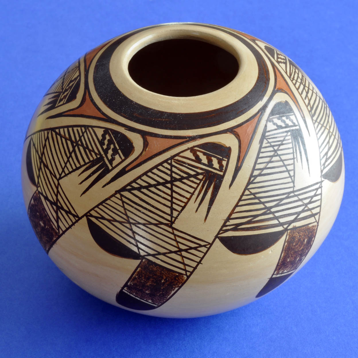 Wilford S Buying Journal Hopi Coiled Pottery By Chereen