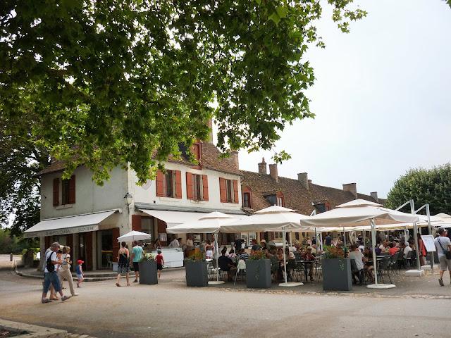 commerces près du château de Chambord