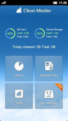 Cómo limpiar y acelerar un celular Android con Clean Master