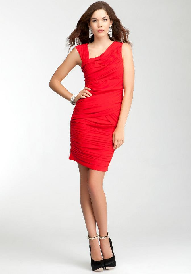 Elegant Dresses by Bebe | Fashinable Lookbook