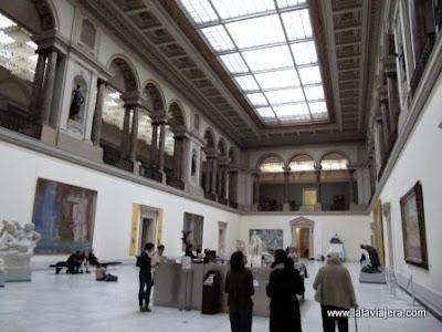 Museos Reales Bellas Artes Belgica, Bruselas