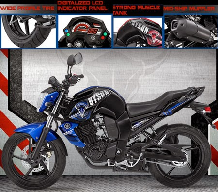 Review Yamaha Byson 2014