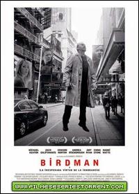 Birdman ou (A Inesperada Virtude da Ignorância) Torrent Dublado (2015)