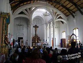 Iglesia Sto.Domingo de Ocros.