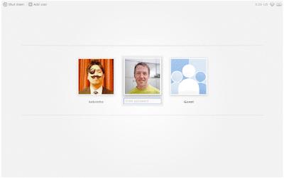 Neues Login für Google Chromebooks