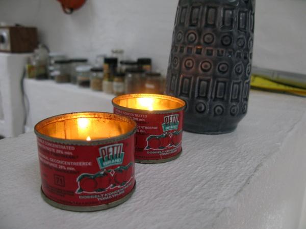 Lones genbrugs fund: ide til køkken lamper