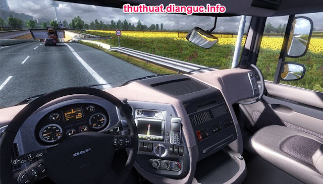 Download game Euro Truck Simulator 2 Full Mod
