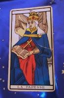 Arcano II- Sacerdotisa