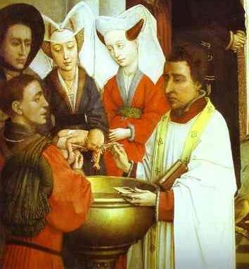 Catholic Baptism