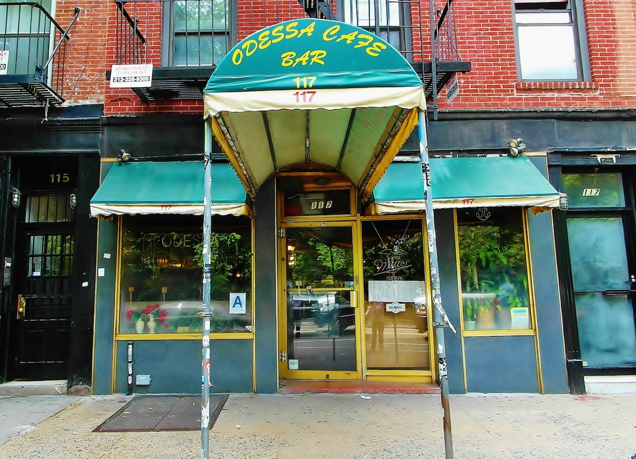 EV Grieve: Applicants looking to take over the Odessa Cafe and Barodessa village