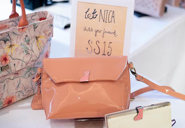 Nica SS15 Handbags