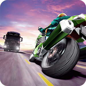 Download Traffic Rider v1.0 Mod Unlimited Money Terbaru 2016