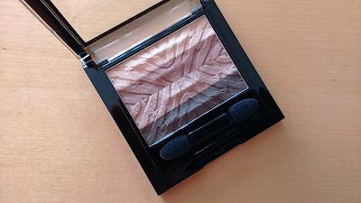 Korres Volcanic Minerals Eyeshadow palette in Warm Nude