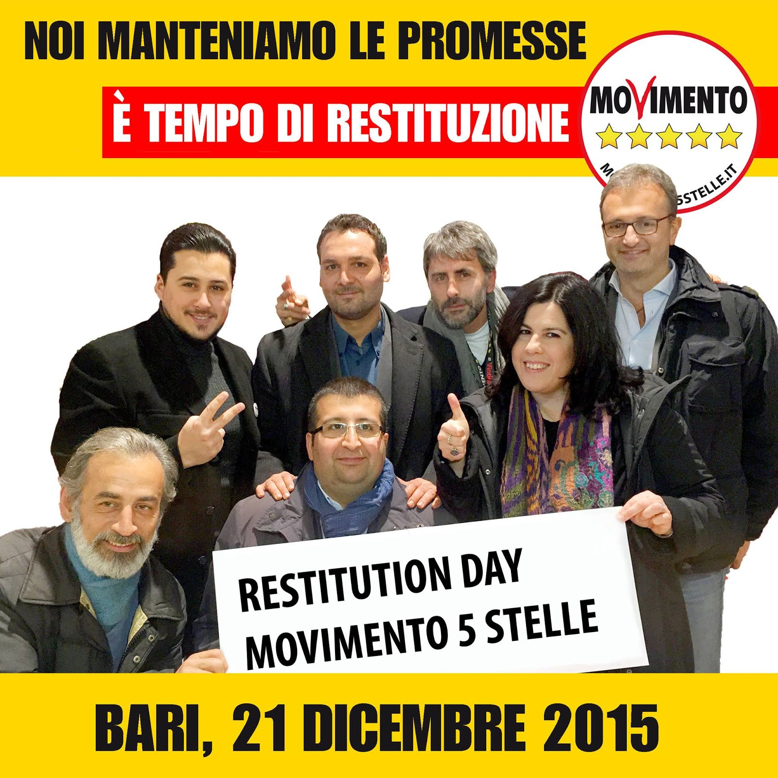 RESTITUTION DAY 2015