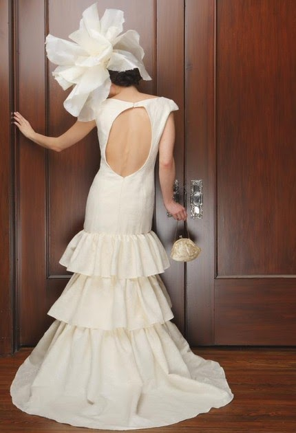 Lovetta 39 s blog the groom 39s clothing or cape should for No back wedding dress