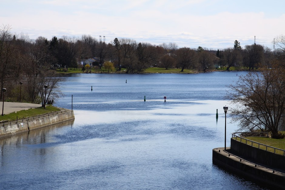 Peter 39 S Photo Acoustic Alchemy Rideau River Canal Smiths Falls On Apr 8 2012