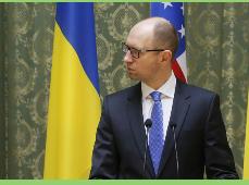 "Primer ministro ucraniano acusa a Putin de querer ""eliminar"" su país pese a la tregua"