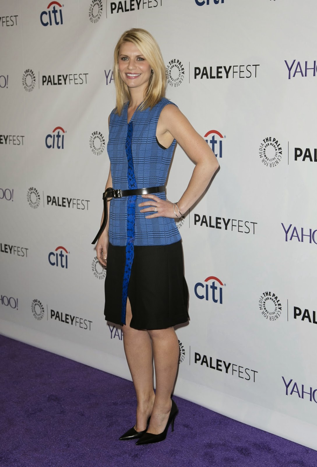 "Actress @ Claire Danes - ""Homeland"" at 32nd Annual PaleyFest in Hollywood"