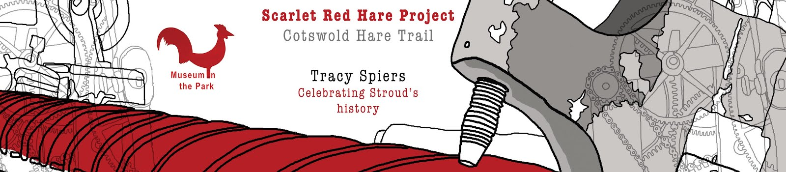 Creating the Scarlet Red Hare