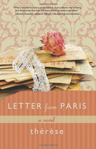 Letters from Paris cover