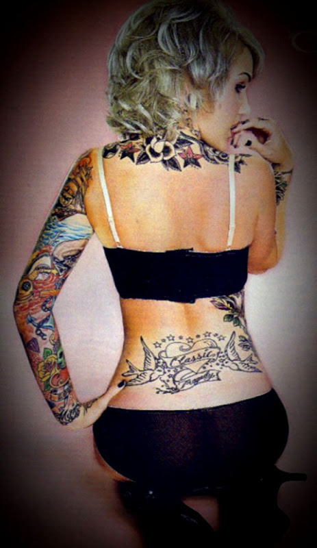 50 y Lower Back Tattoos for Women  Tattooton