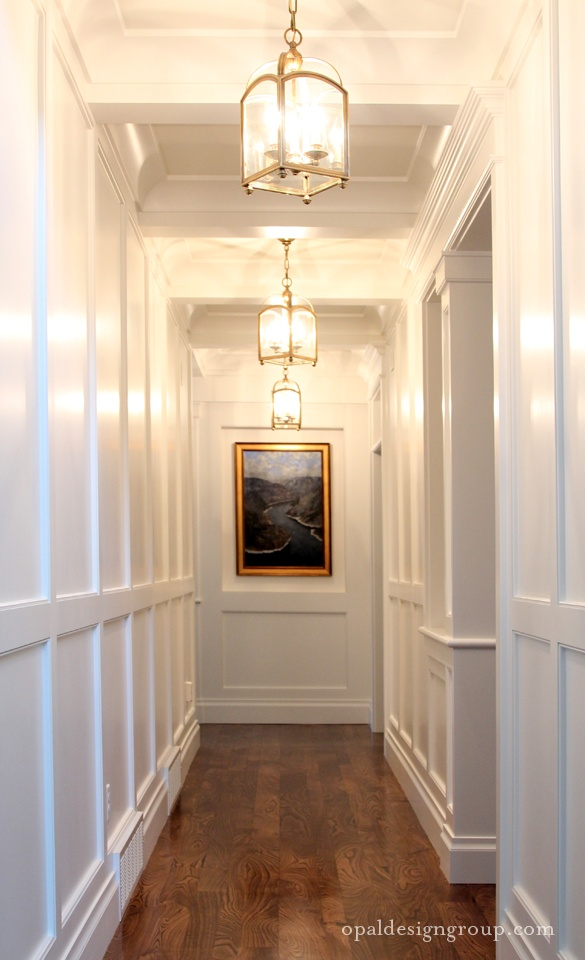 High Street Market Architectural Trim Wainscoting