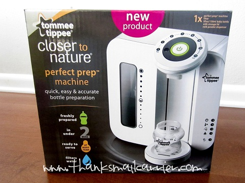 Tommee Tippee bottle machine