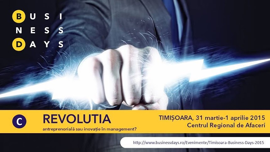 Timisoara Business days