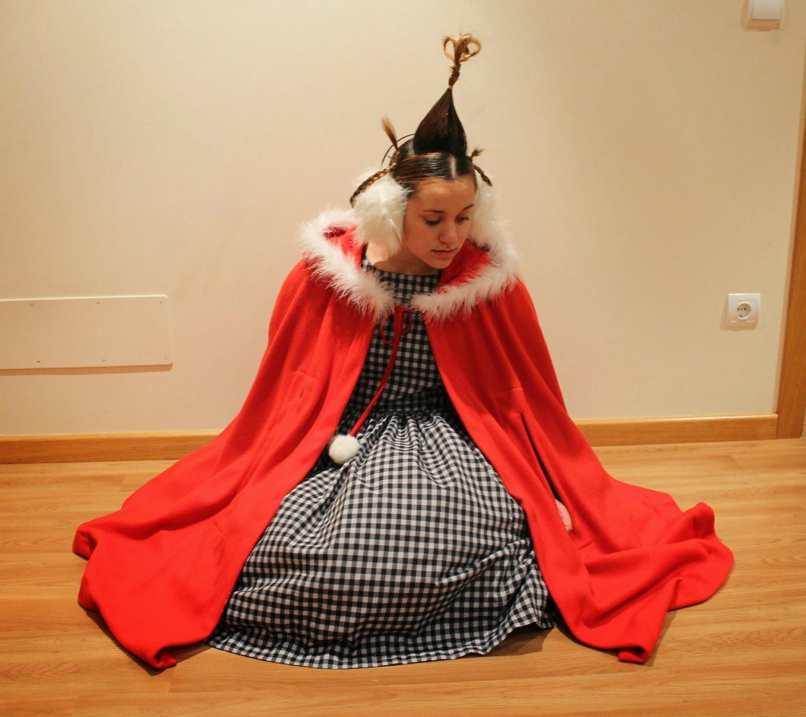 O obradoiro de Klor: Disfraz de Cindy Lou Who, la niña del Grinch