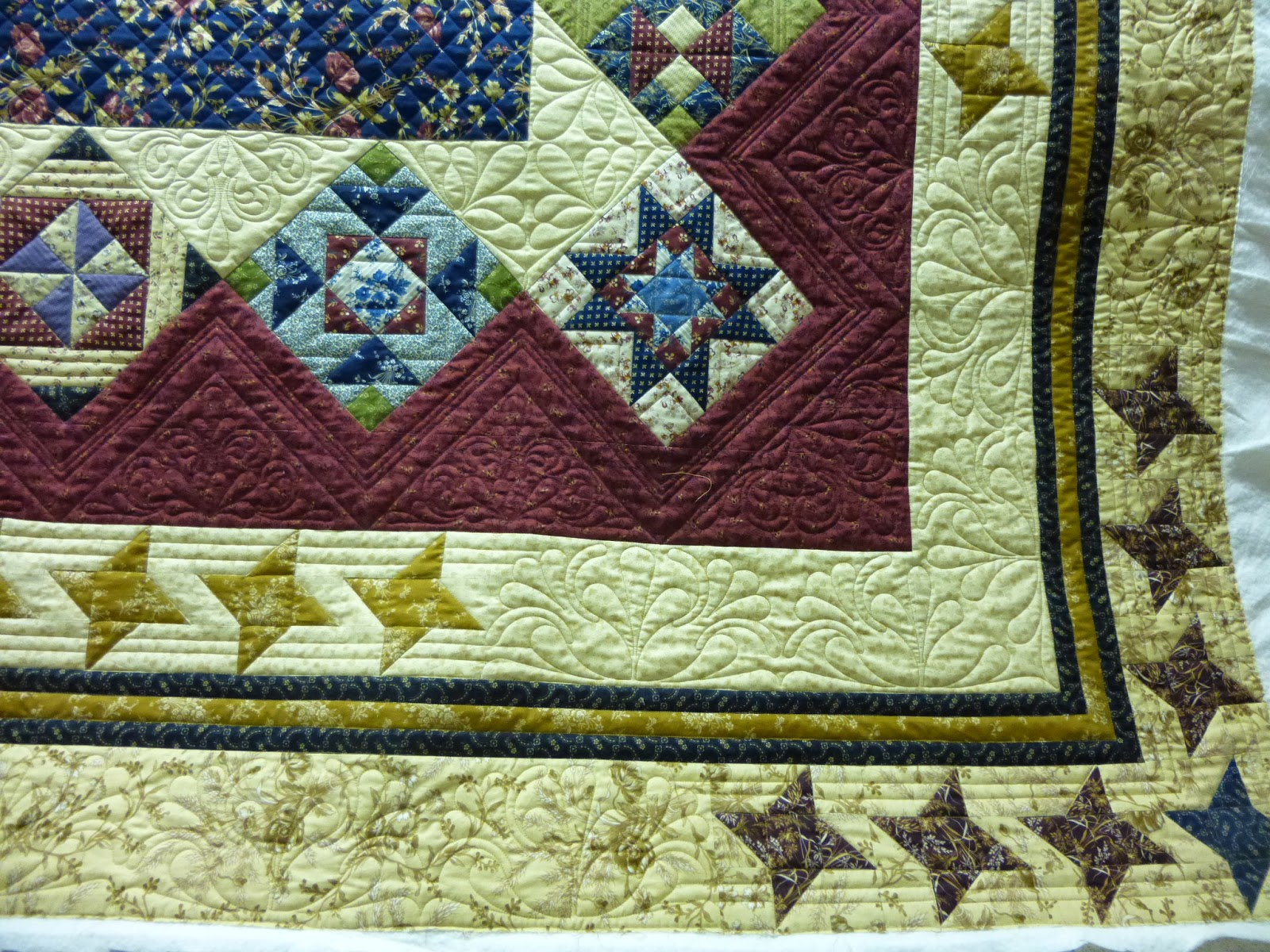 caledonia quilter: First Ladies Quilt and 2015 UFO Challenge : first ladies quilt - Adamdwight.com