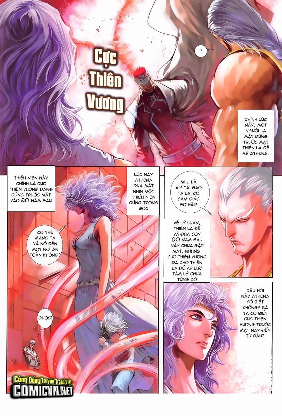 Ba Động Quyền Z Hadouken Zero chap 15 - Trang 13