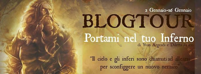 BlogTour - Portami nel tuo Inferno