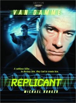Người Nhân Bản - Replicant (2001) Poster