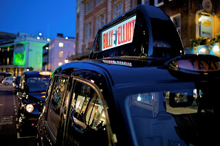 Advertise on Taxis