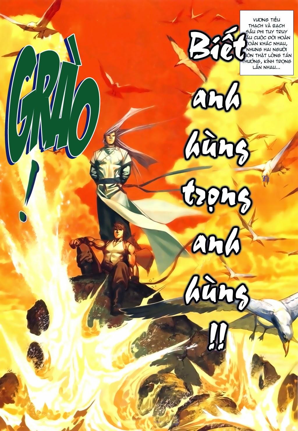 Thuyết Anh Hùng Thùy Thị Anh Hùng chap 16 Trang 23 - Mangak.info