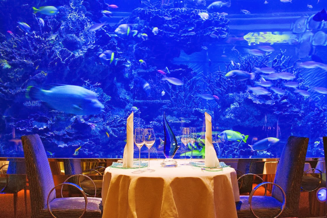 Al Mahara Ресторан