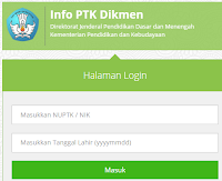 gambar Aplikasi Info PTK Dikmen 2016