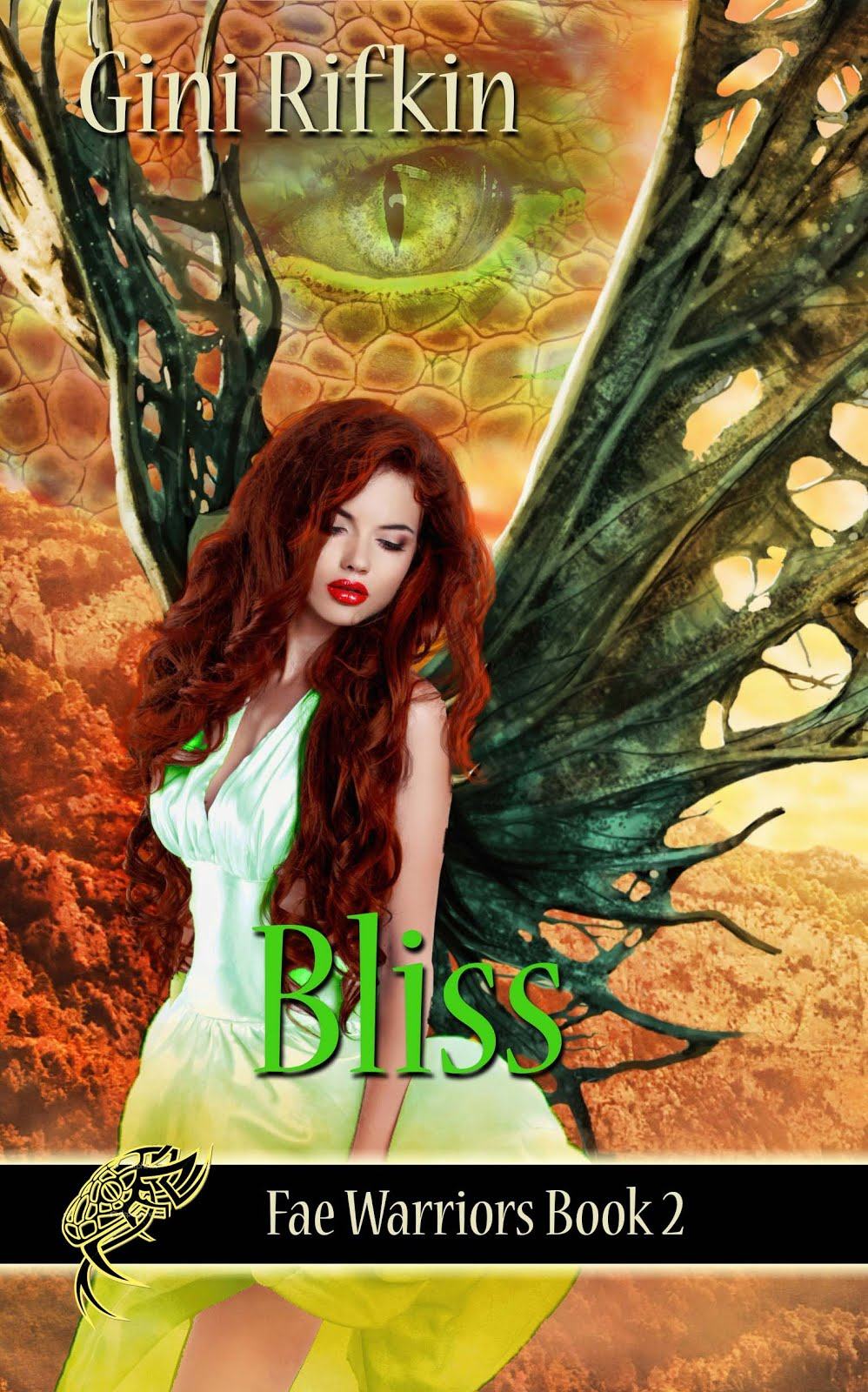 BLISS: FAE WARRIORS book 2