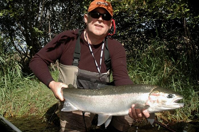 Gorge fly shop blog steelhead tips turning grabs into fish for Steelhead fishing tips