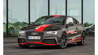 Feel Fast Drive with 2017 Audi RS5 TDI Diesel Engine