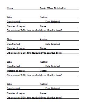 printable slam book pages pdf