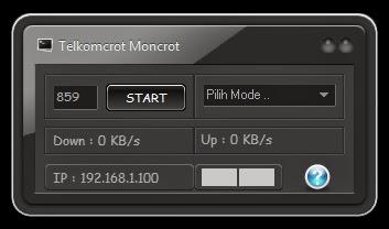 Inject Telkomsel Moncrot 04 Januari 2015